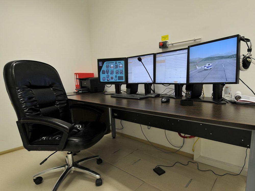 control room heli center toplice